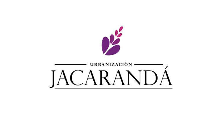 Jacaranda urbanización logo